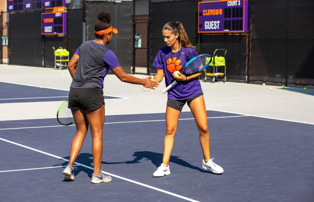 Women's Tennis to Conclude Fall Season in Tallahassee