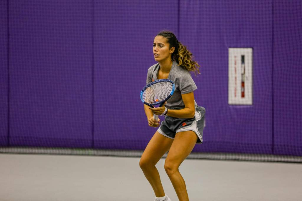 Women's Tennis Finishes Day Two of Seminole Showdown