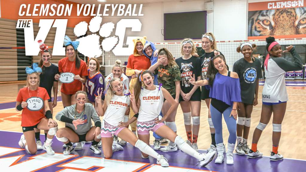Clemson Volleyball || The Vlog (S3, Ep9)