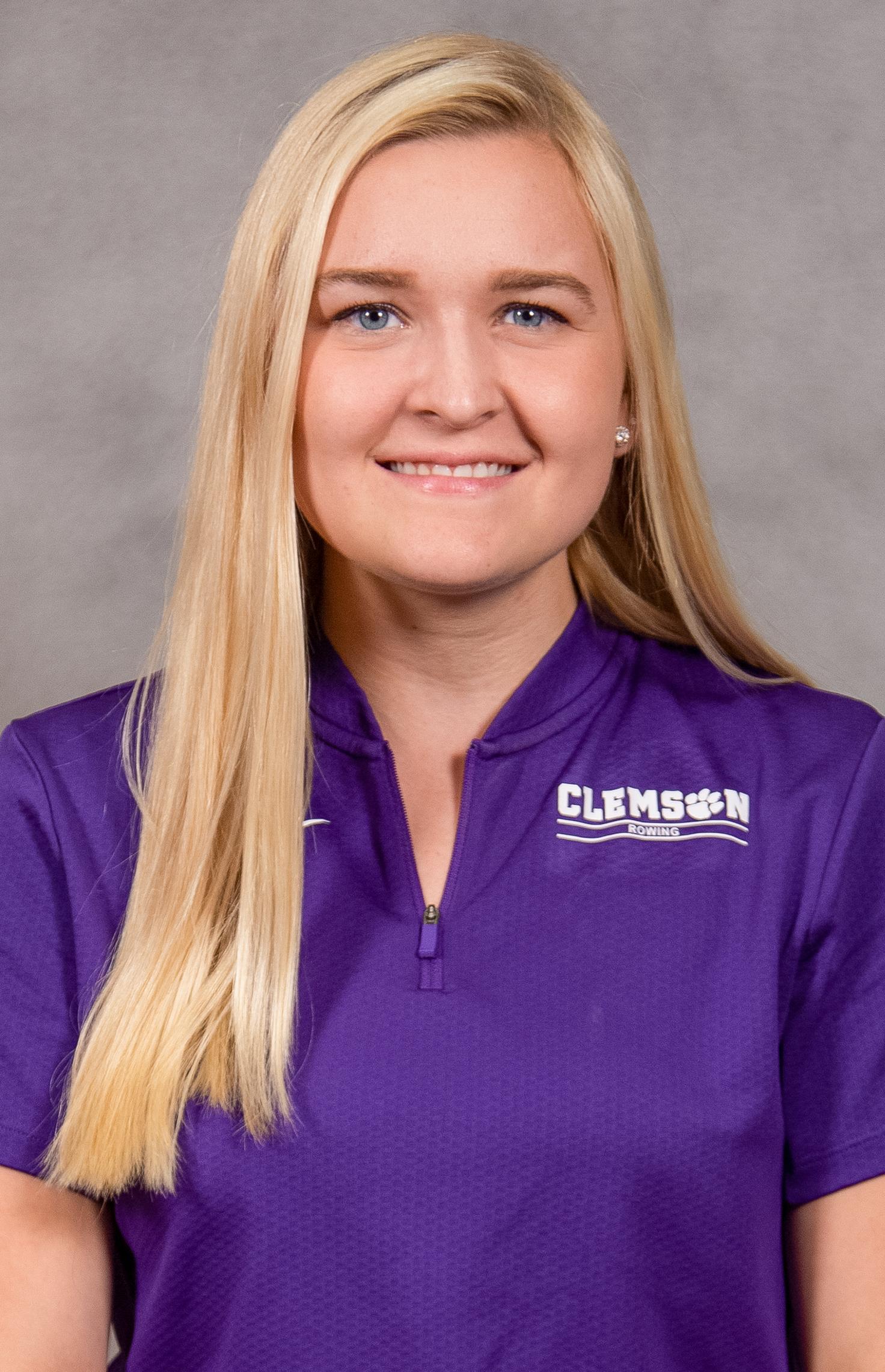 Peyton Wheeler - Rowing - Clemson University Athletics
