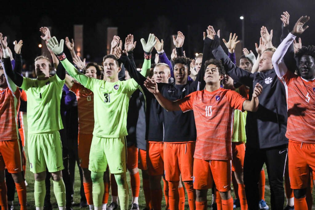 Tigers to host Cardinal for NCAA Quarterfinal Match