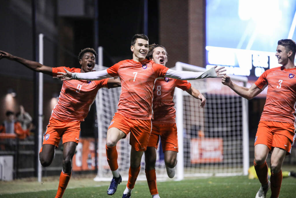 Robbie Robinson: The Nation's Best Player