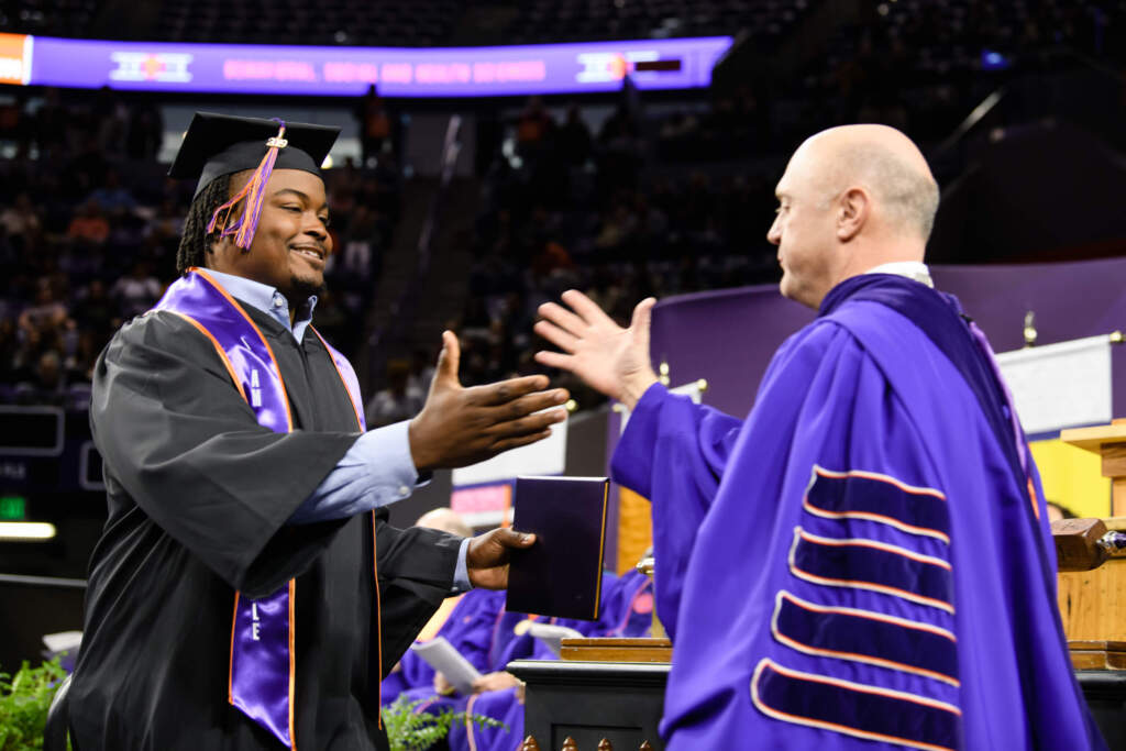 Thirty-Eight Clemson Student-Athletes Receive Degrees Thursday