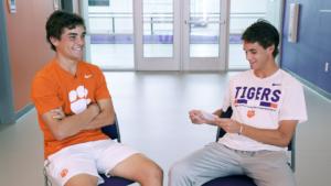 Play video: Racquet Fire Questions: Jacob Jahn