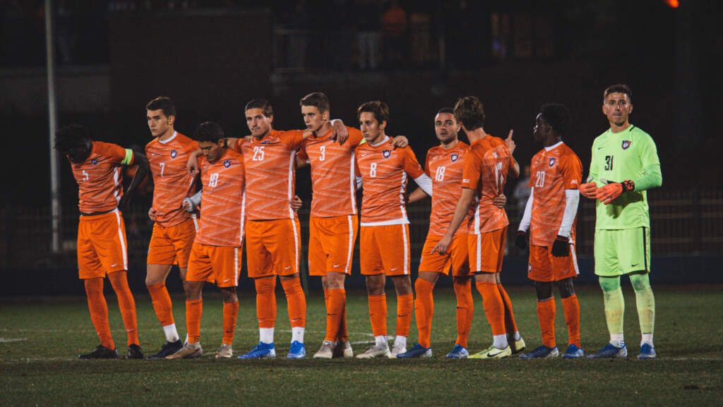 No. 2 Clemson's NCAA Run Ends in Penalty Kicks vs. No. 7 Stanford