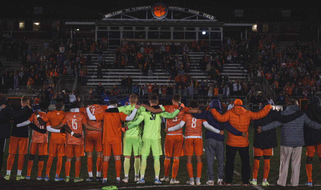 Men's Soccer Earns Team Academic Award