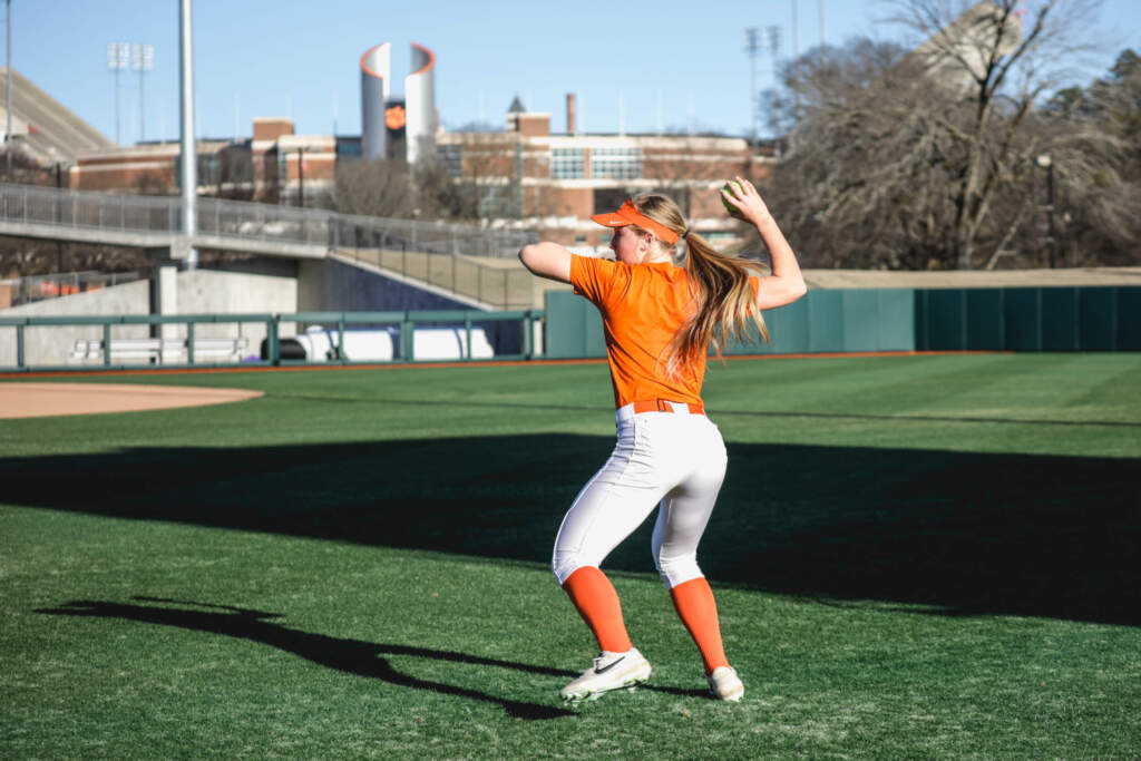 Tigers Hold First Practice of 2020