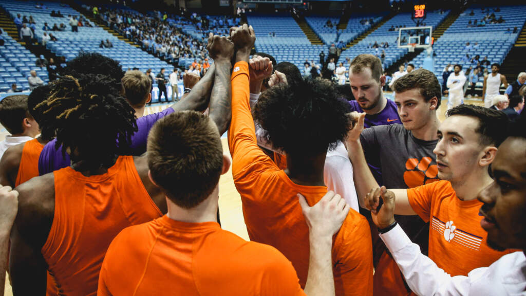 Clemson Faces Alabama in Holiday Hoopsgiving Quadruple Header