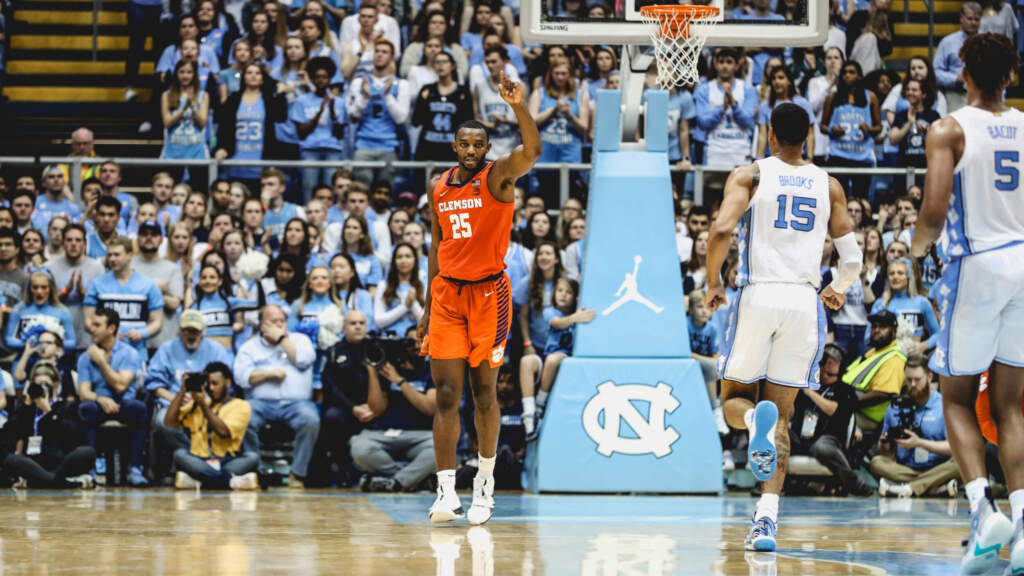 Tigers Defeat Tar Heels in Overtime for Historic Win in Chapel Hill