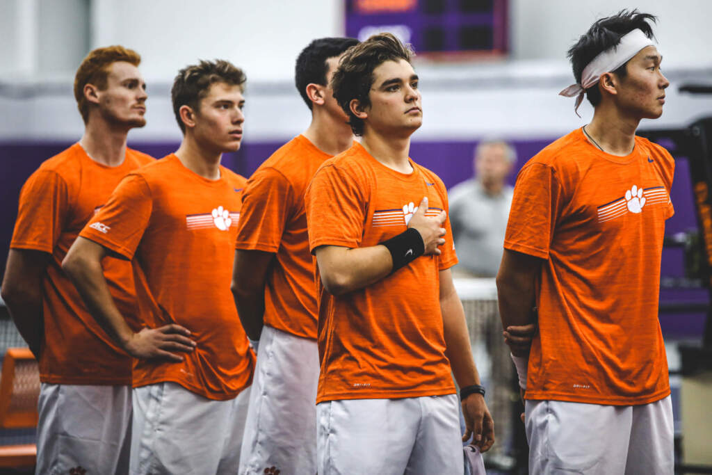 Clemson Edged Out by Auburn in 4-3 Thriller