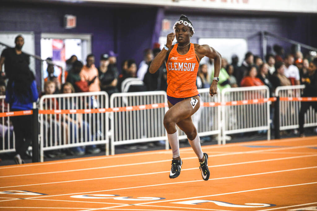 Foster Named ACC Women's Track Performer of the Week