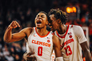 Play video: 🎥 Mack Nets Career-High 32, Trapp Scores Game-Winner to Down 'Cuse