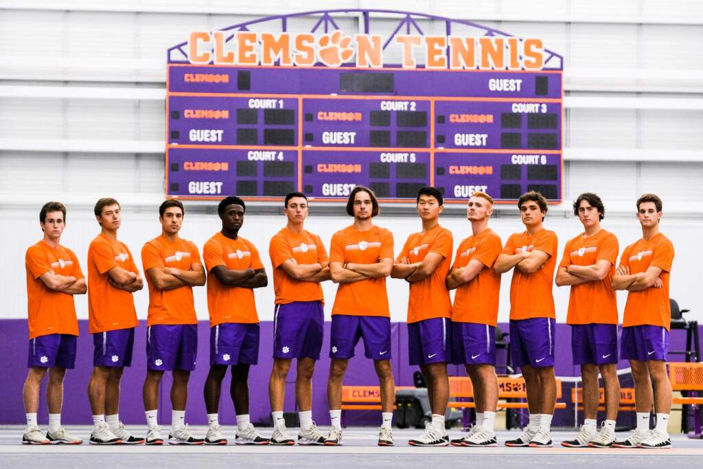 Men's Tennis Season Preview