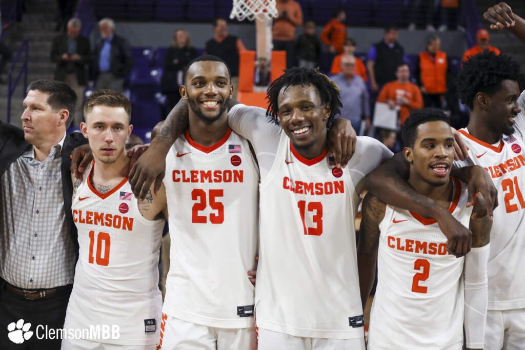 Clemson Earns NABC Team Academic Excellence Award