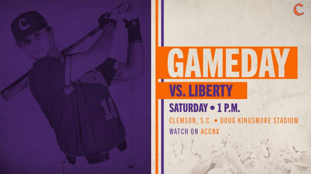 GAMEDAY – Liberty at Clemson