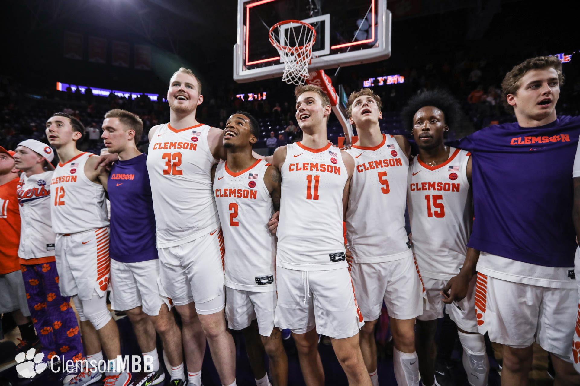 Inside Clemson Basketball With Brad Brownell – Week 9