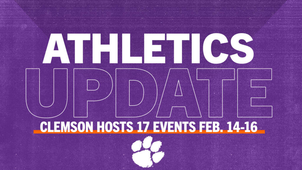 Athletics Prepares For Busy Weekend