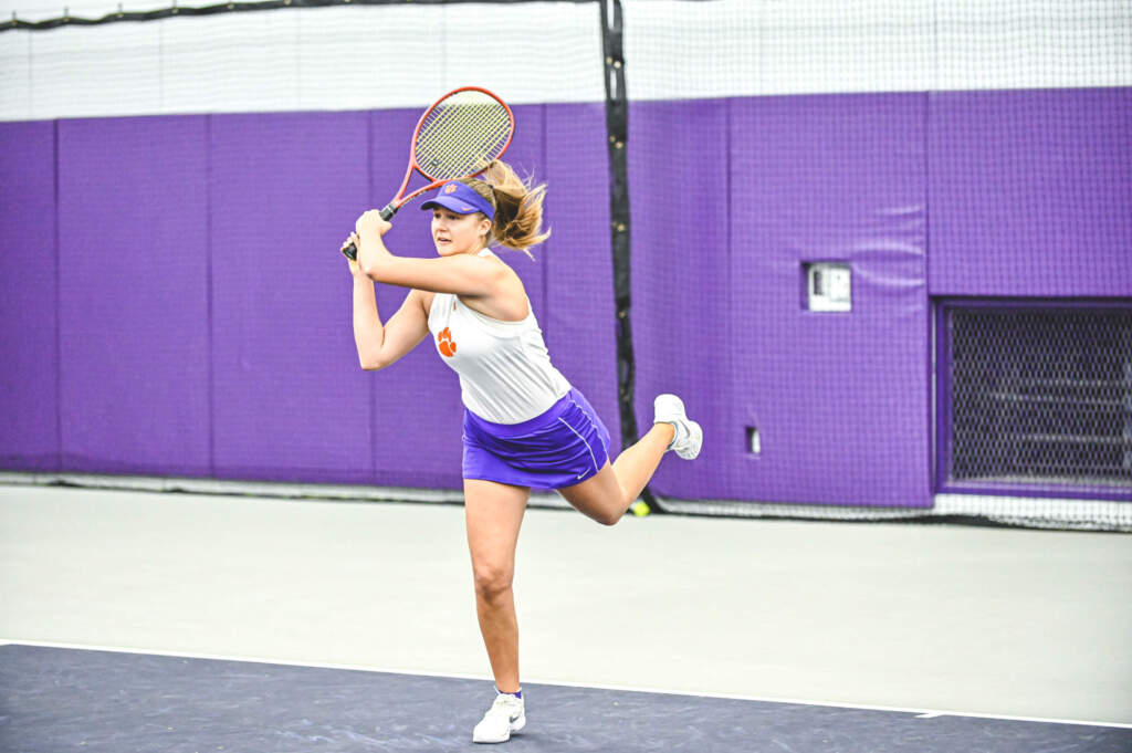 Tigers Open ACC Play at Virginia Tech on Friday; Host Wake Forest, Western Carolina on Sunday