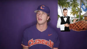 Play video: Clemson Baseball || Valentine's Day 2020