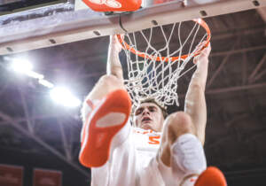 Play video: 🎥 Tyson Records Career-Best 21 Points in Win Over Wake