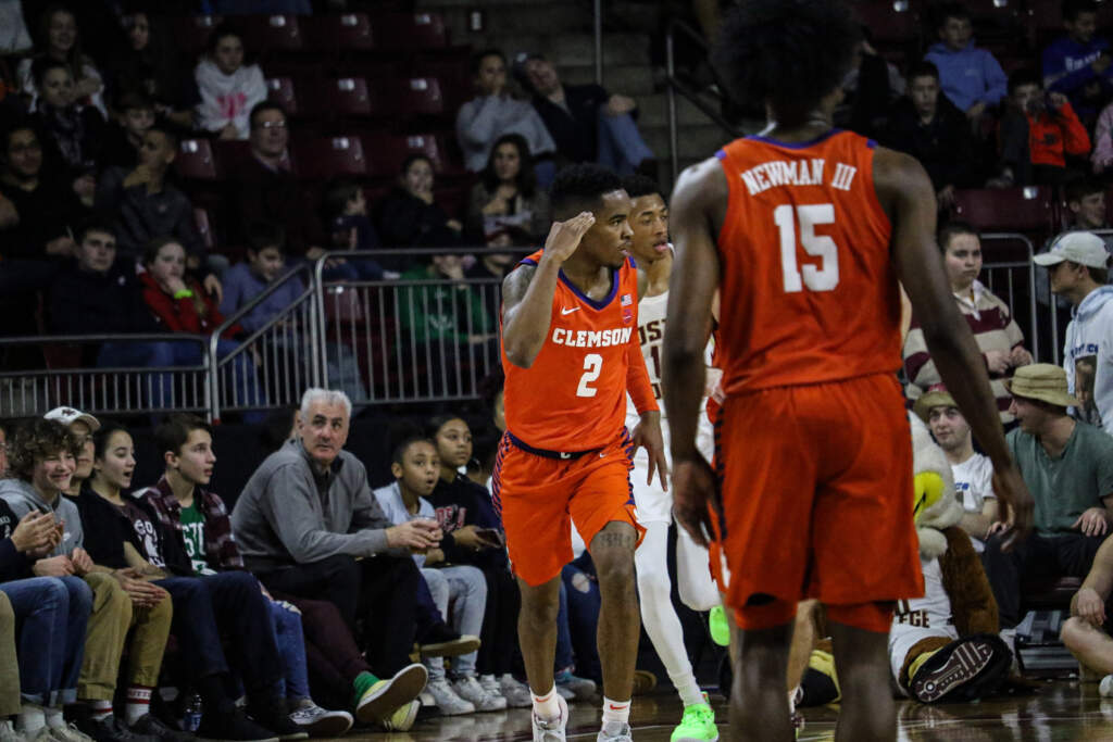 Clemson Earns Dominant Win Over Boston College
