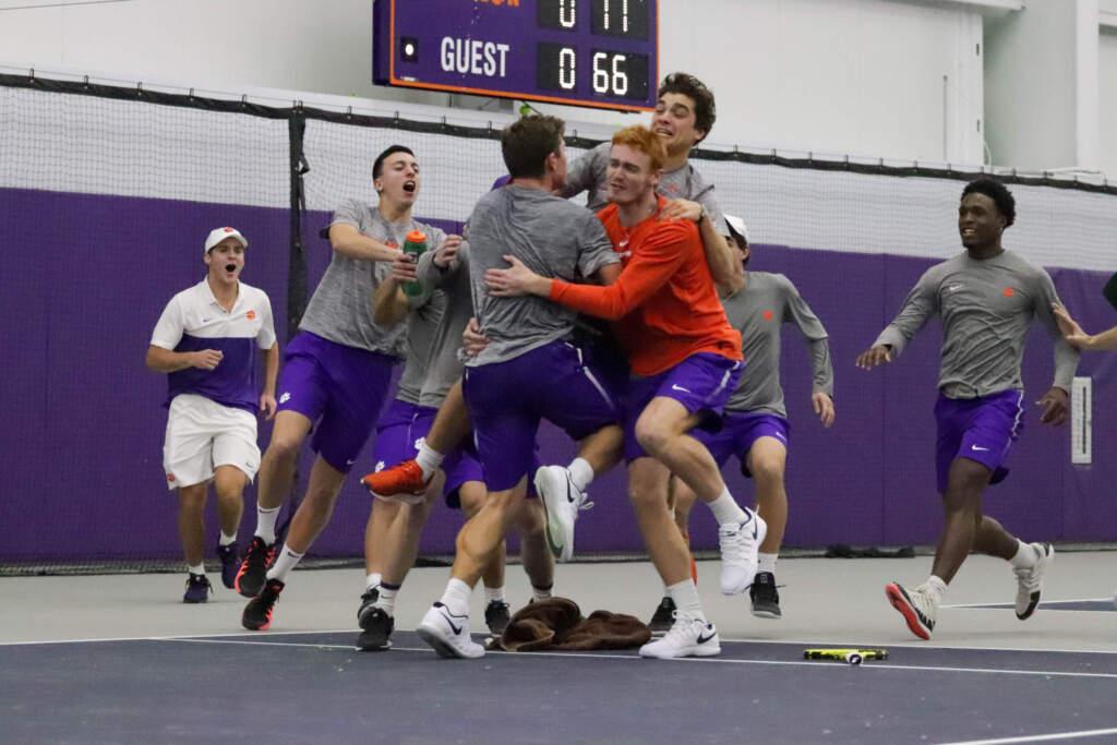 Clemson Fights Back, Defeats Princeton 4-3