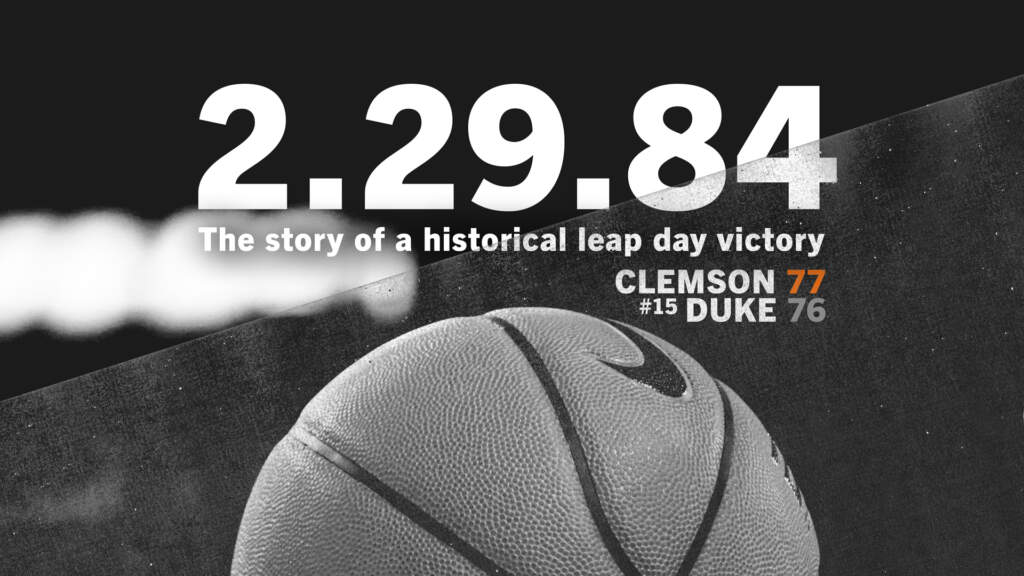 Leap Day Flashback: MBB Wins at Duke in 1984