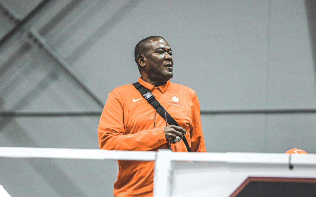 Clemson Announces 2021 Indoor Track & Field Schedule
