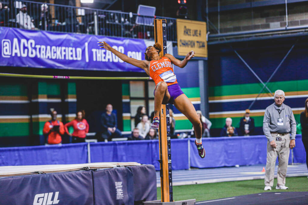 Smith, Livingston Shine on Friday at ACC Championships
