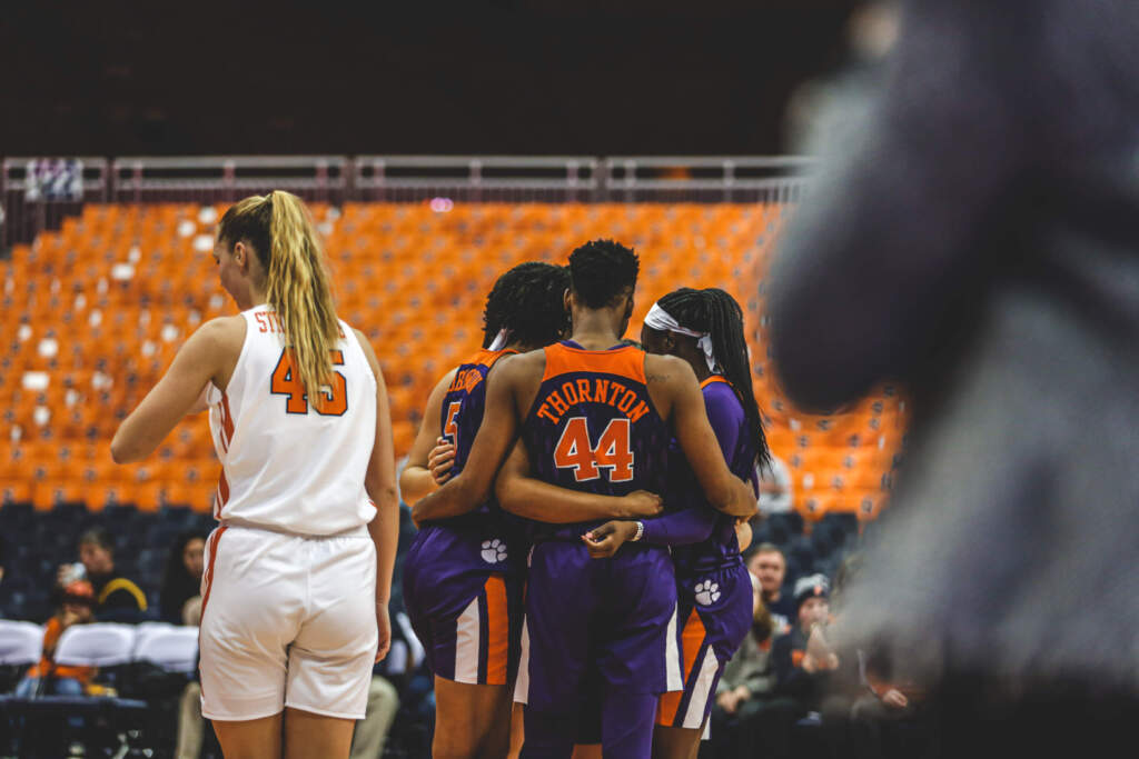 Clemson Falls to Syracuse in Defensive Battle
