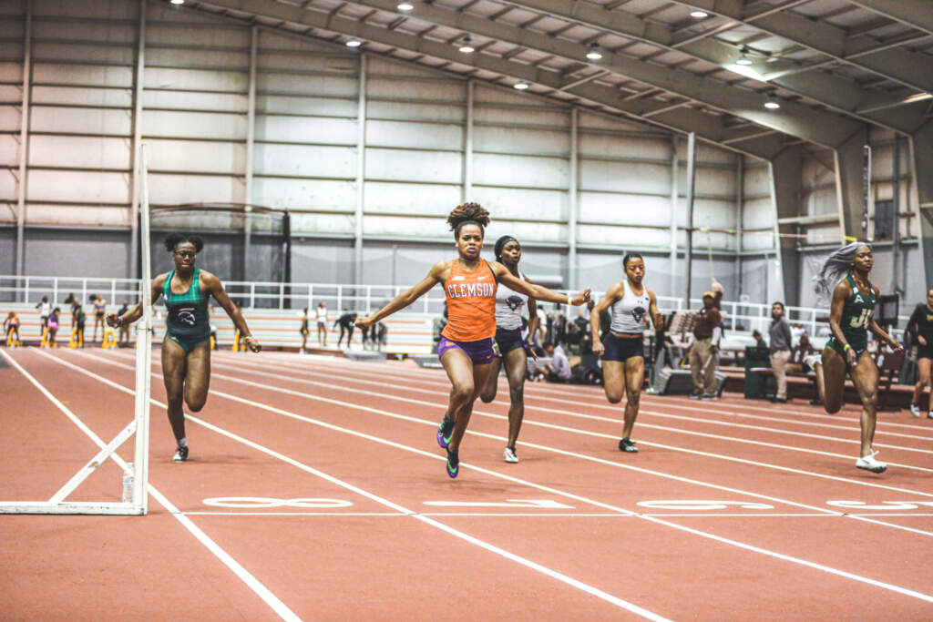 Track & Field Readies for Weekend Competitions