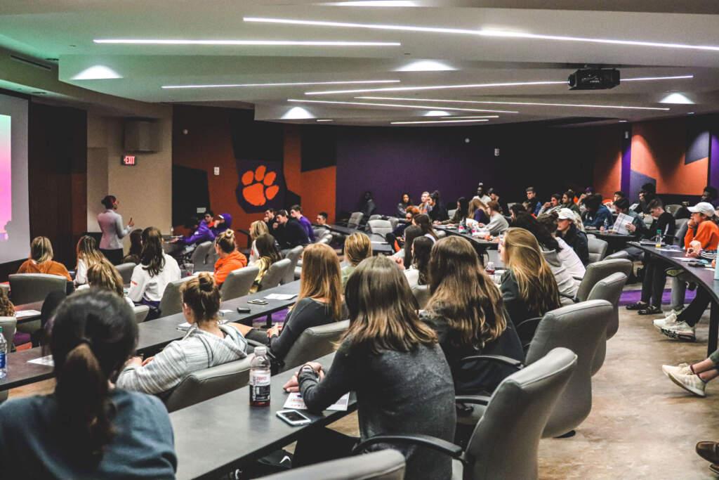 Clemson Celebrates 2020-21 UPIC Interns