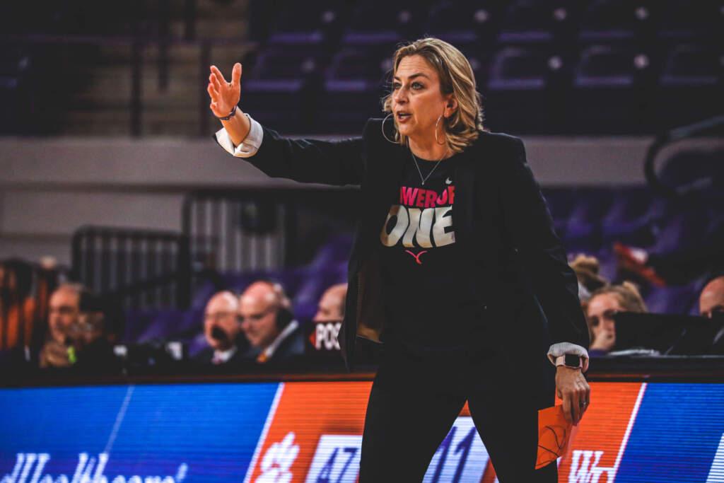 ACC Announces 2021-22 Women's Basketball Schedule