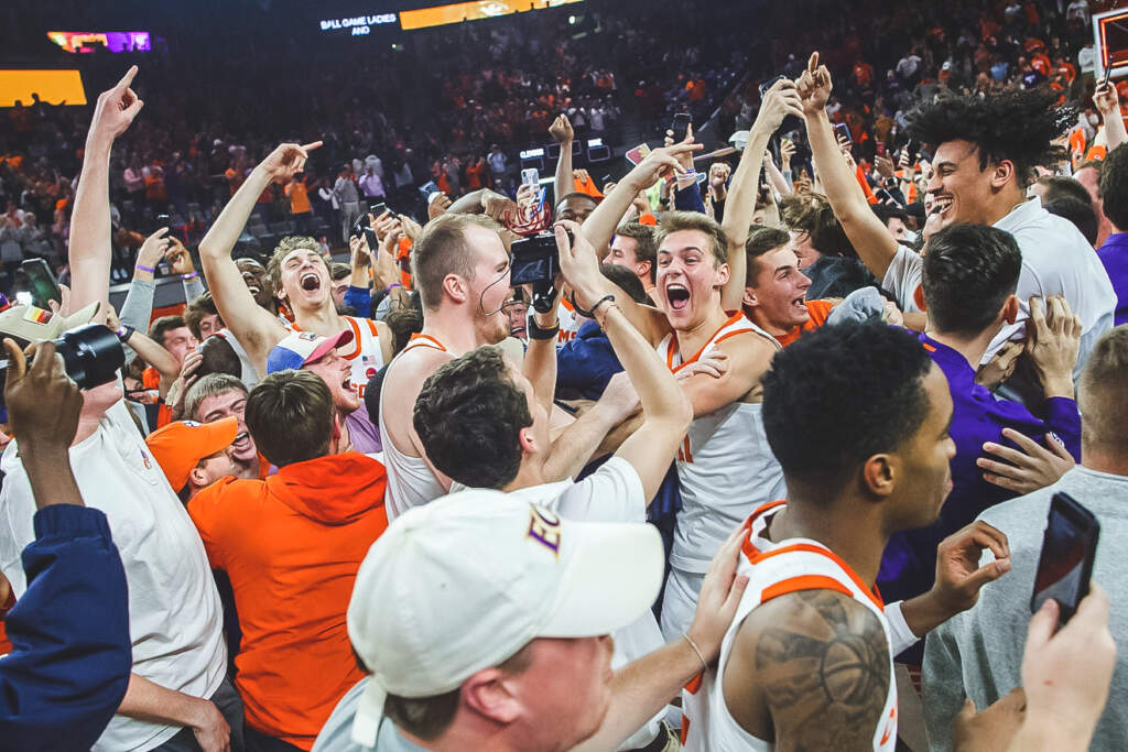 2019-20 Clemson MBB Re-Aired Games on ACCN