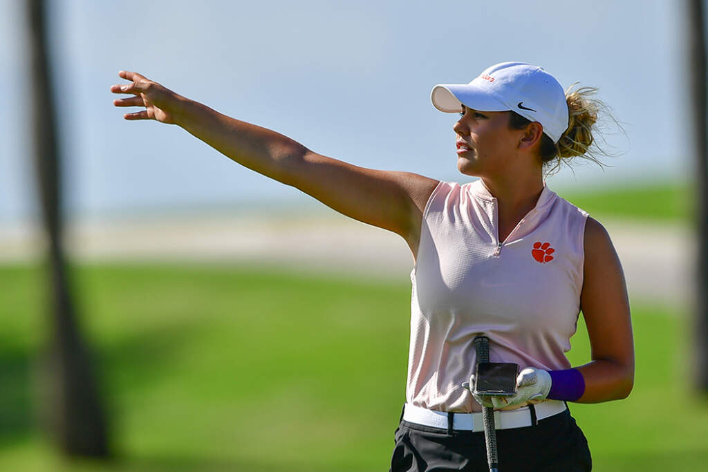 Women's Golf Finishes Tied Third at FSU Match-Up, Valdes Tied Eighth