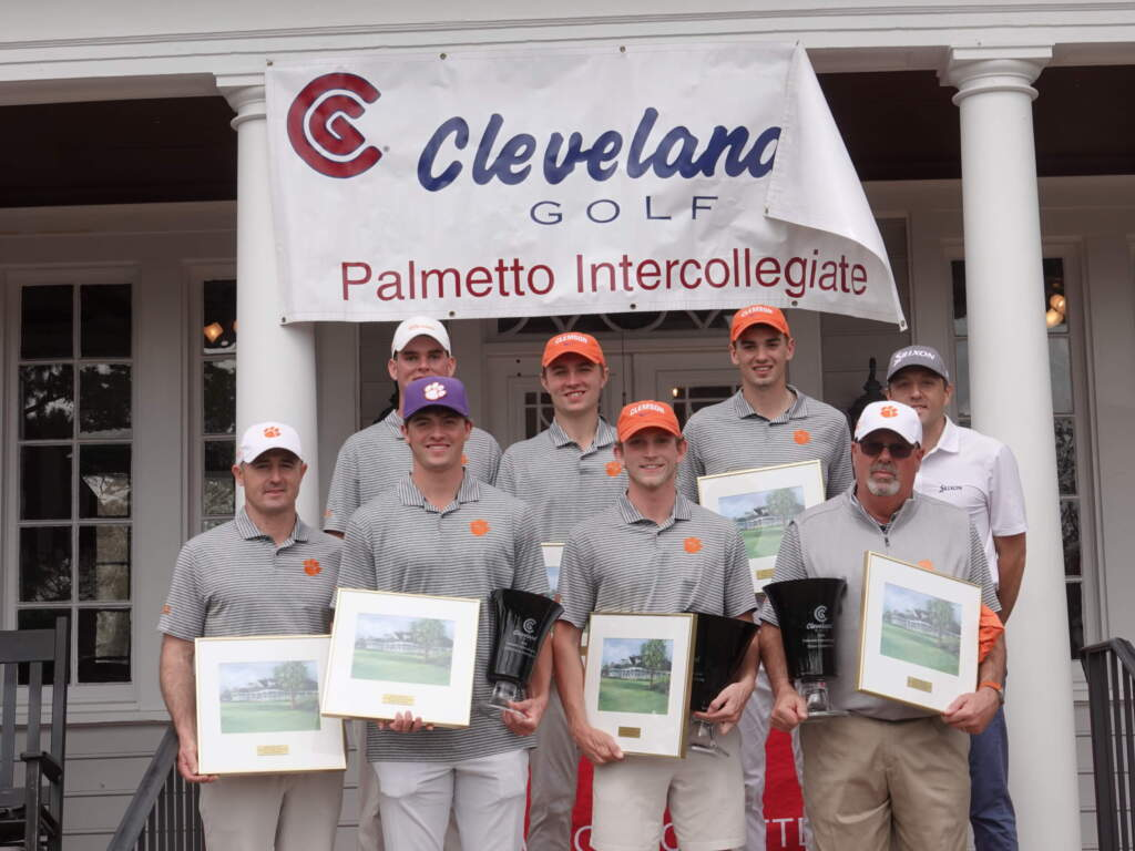 Clemson, Bridgeman Capture Palmetto Intercollegiate