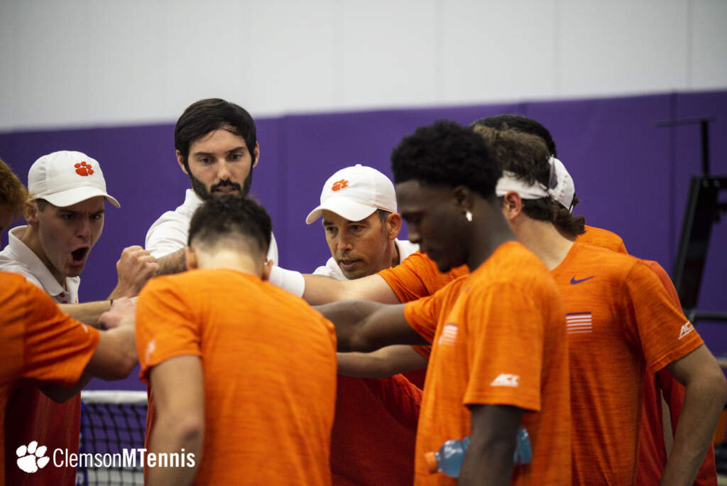Clemson Drops Match to No. 25 Florida State