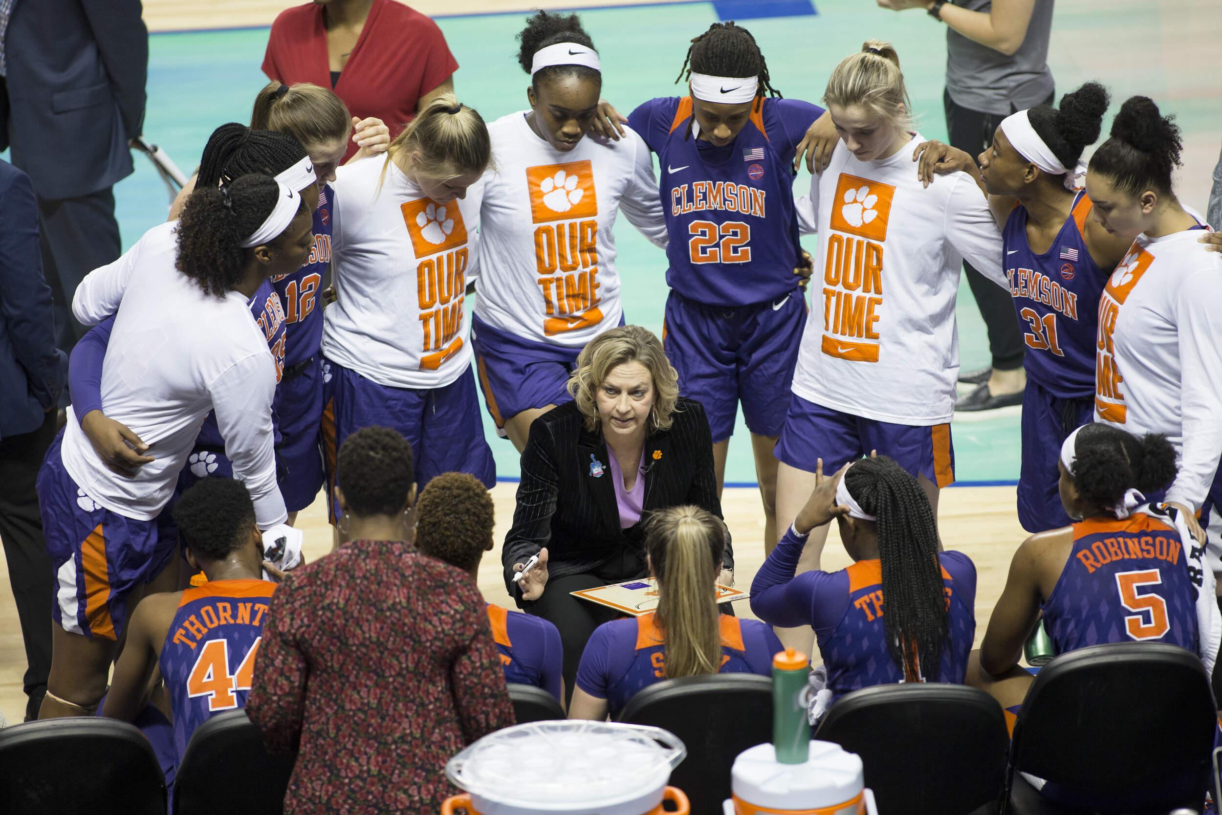 Clemson Women's Basketball