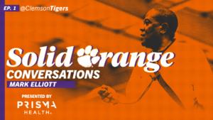 Solid Orange Conversations • Ep. 01 • Mark Elliott