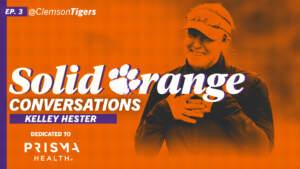 Solid Orange Conversations • Ep. 03 • Kelley Hester