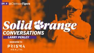 Solid Orange Conversations • Ep. 4 • Larry Penley