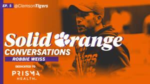 Solid Orange Conversations • Ep. 5 • Robbie Weiss