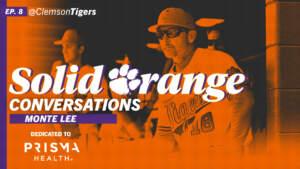 Play video: Solid Orange Conversations • Ep. 08 • Monte Lee