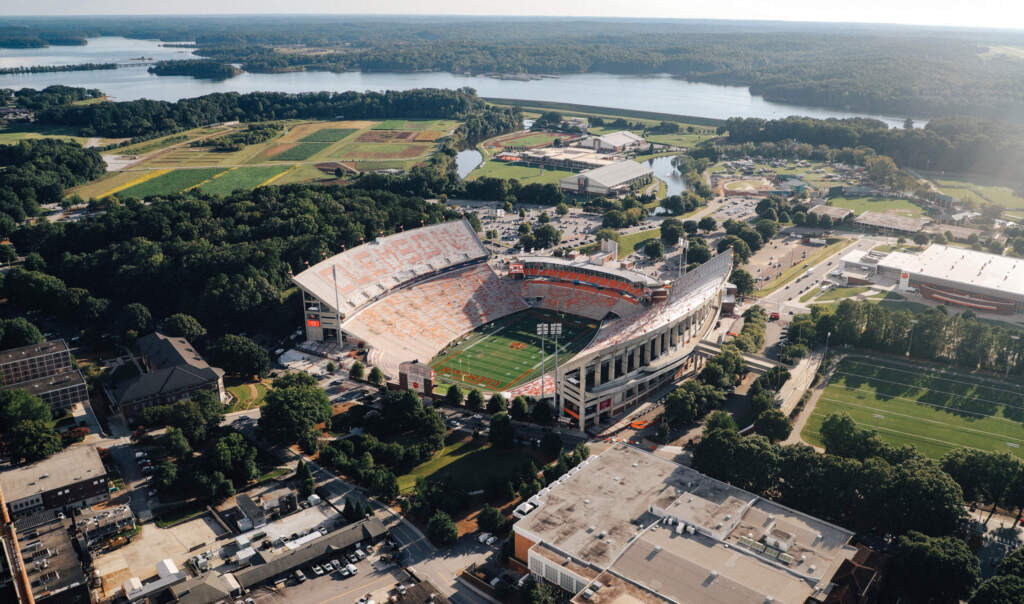 Clemson Athletics Welcomes Football, Basketball Student-Athletes June 8