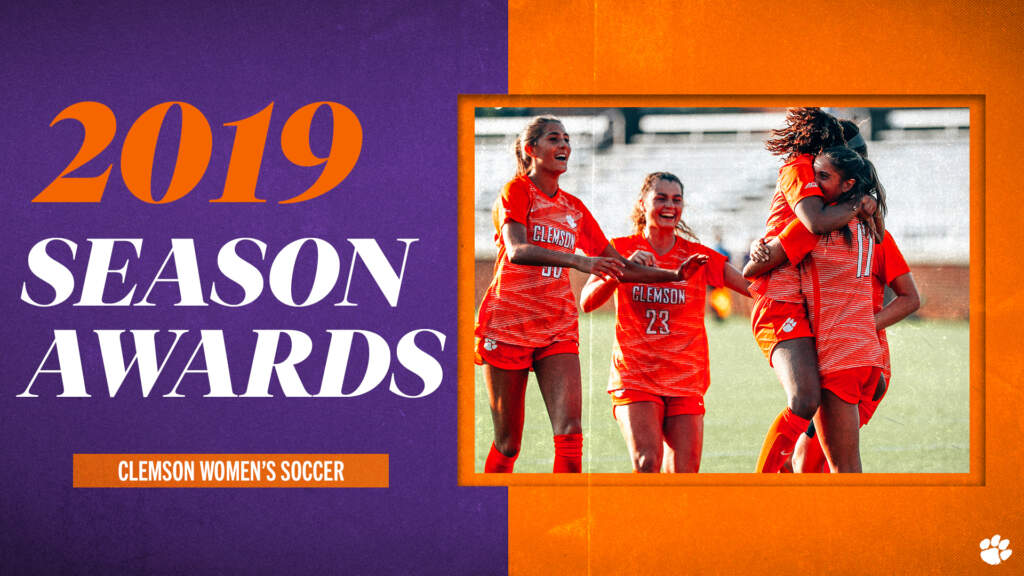 Women's Soccer Holds Annual Awards Banquet