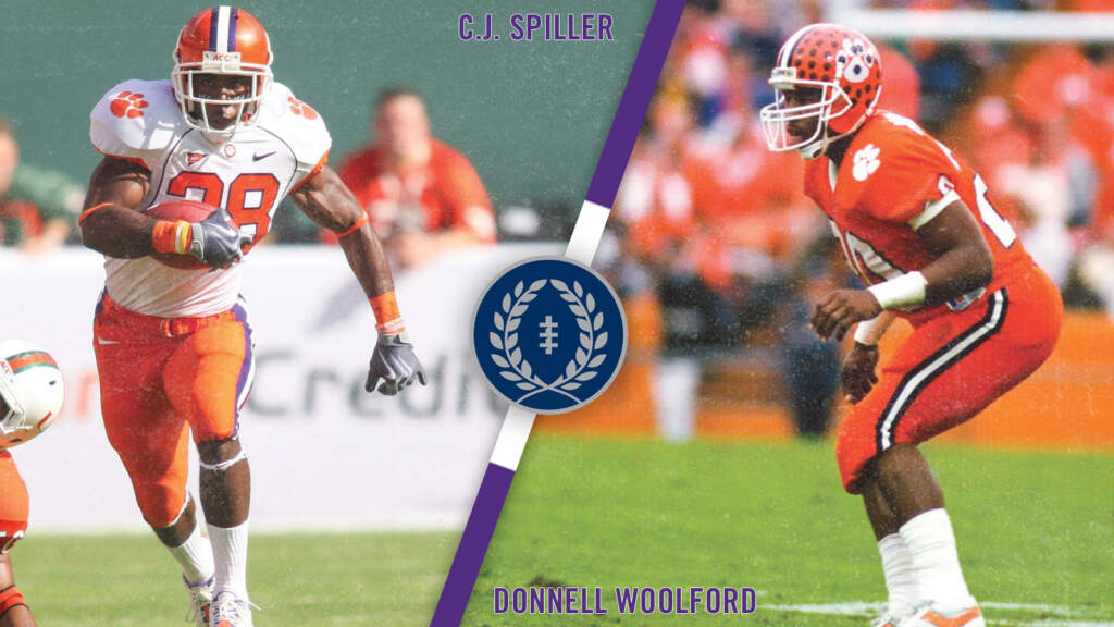 Two Tigers Appear on College Football Hall of Fame Ballot
