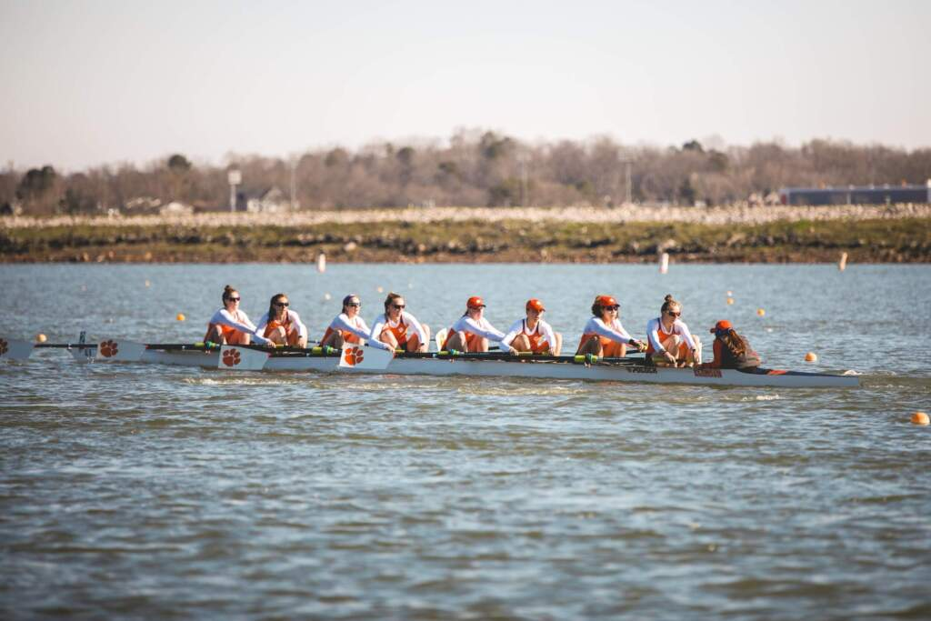 Seven Tigers Earn CRCA Scholar Athlete Recognition