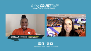 Play video: Court Time with Kele Eveland: Michaela Franklin