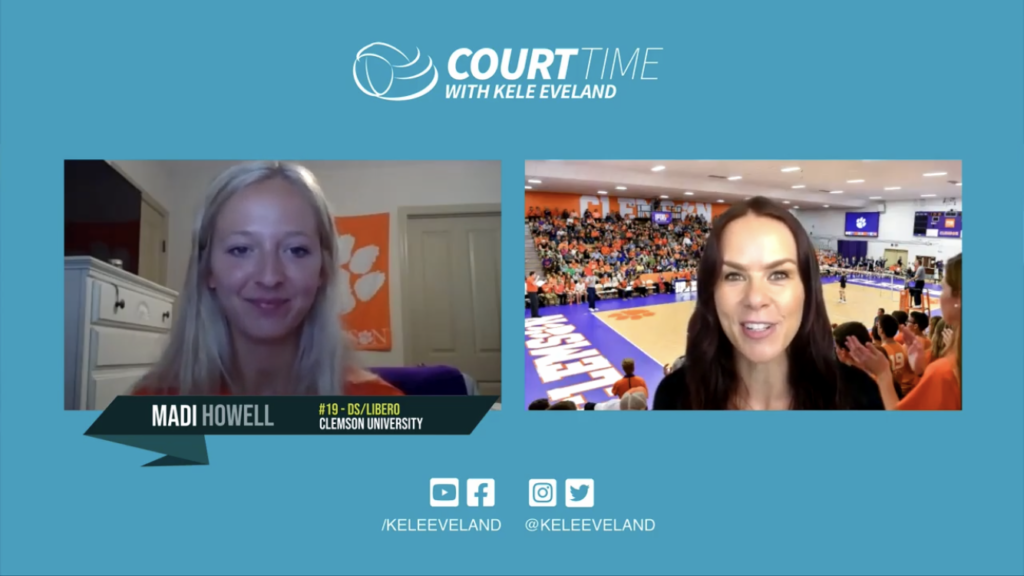 Court Time with Kele Eveland: Madi Howell