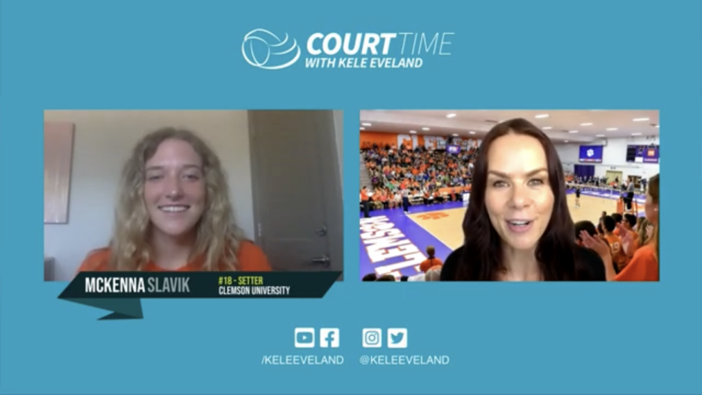 Court Time with Kele Eveland: Mckenna Slavik